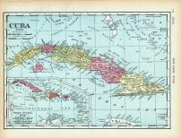 Page 110 - Cuba, World Atlas 1911c from Minnesota State and County Survey Atlas